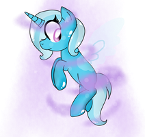 Trixie Alicorn Transformation by PandaPawsHipster