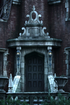 Haunted Mansion Entrance by hentaib2319