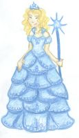 Glinda, The Good Witch by GreenAsSin