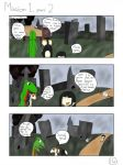 Berry Hunt. Mission 1, part 2. Page 14/15 by Treedan
