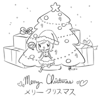 Merry Christmas 2010 by SugaryInsanity