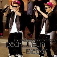 Pack O3 Justin Bieber by Loveswaggie