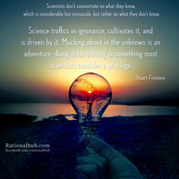 Science and Ignorance by rationalhub
