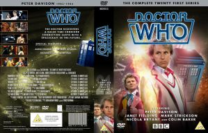 DOCTOR WHO CLASSIC SERIES 21 by MrPacinoHead