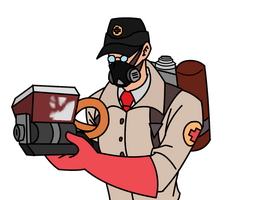 Camofire's Second Medic Loadout by Nylten