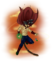 Super Bardock by XxChiChixX