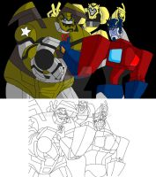 Transformers Animated by superhomme