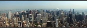 Pano_Manhattan by thewolf15