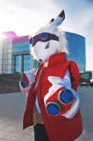 Summer Wars  - The strongest King Kazuma by Gekidan