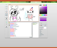 Dat Iscribble by o0BrokenSeaGlass0o