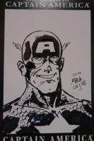 Captain America 2- Philly 2010 by markwelser