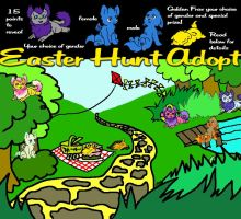 Easter Hunt Adopt - open by twins6292