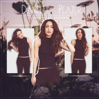 DANIELLE PEAZER PNG Pack #3 by LoveEm08