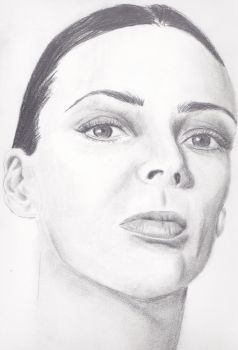 Barbara Steele by ScreamAndSugarArt