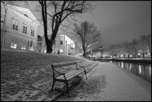 An evening in Turku II by eswendel