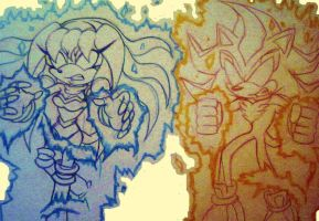 Unfinished_Super Chaos Powers by Sky-The-Echidna