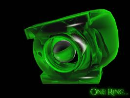 One Ring by ITWastrel