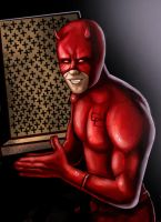 Daredevil by HeroforPain