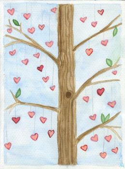 Valentine's Day Card 2 by sharazza