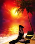Deserted Island by flina