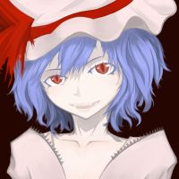 Remilia-sama by cyclorama9g