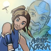 Avatar Korra by TheDreamShell