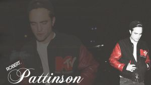 Wallpaper Rob Pattinson by MaaLiiPattinson