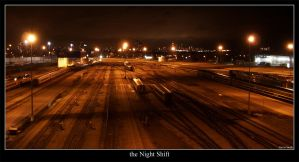 the Night Shift by AirborneCow