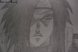 Madara Uchiha by Never-be-a-Memory