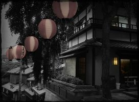 Kyoto, Japan by FightTheAssimilation