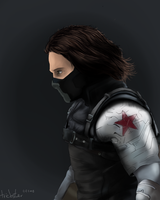 Winter Soldier... by Alianovna