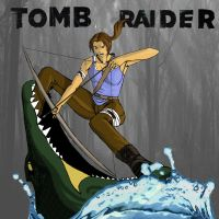 Tomb Raider 2013 by Heartless199