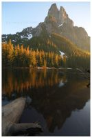 Barclay Lake by Raymaker