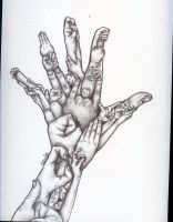 Need a Hand? by Duani