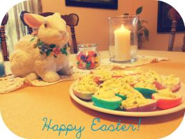 Happy Easter! by Sophillia