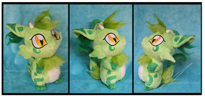 Gift: Emee Custom Plush by Nazegoreng