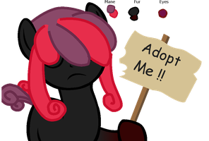 Adoption (Closed) 5 points by Veushei