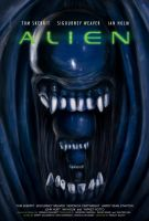 Alien poster 3 by komozeck
