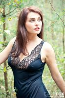 In the woods 2 by DarkFOXphoto