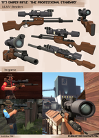 TF2 The Professional Standard by Elbagast