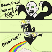 Grab My Meme Voldy Style. by Jeitori