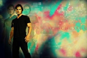 Sam Winchester 2010-2011 by me969