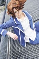 Kai Toshiki by blueBlancer