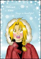 FMA- snow is beautiful by rose123321123