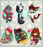 ornament batch by coffaefox