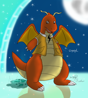 Wayne the Sub-Dragonite by Threehorn