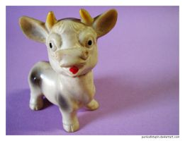 Rubber Cow 1 by punksafetypin