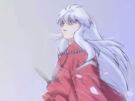 Inuyasha Wallpapper by jadenyuki101