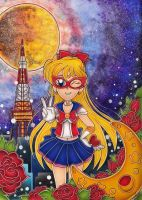 SailorV by Azu-graph