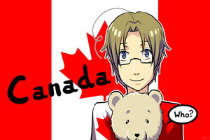 Happy Birthday Canada by fliff